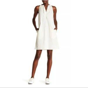 Theory Nallane Light Poplin Dress